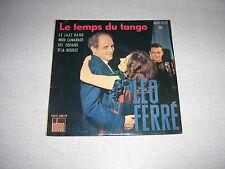 LEO FERRE EP FRANCE LE JAZ BAND