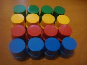 MB Games Original Version Frustration Replacement Spare Counter Counters - F