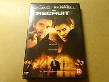 DVD / THE RECRUIT (AL PACINO, COLIN FARRELL)