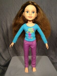 """BFC Ink/Best Friends Club 18"""" teen doll Addison multi-jointed, original clothes"""