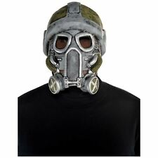 Apocalypse Gas Mask Fallout Halloween Chemical Warfare Halloween Costume