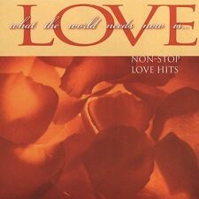 Audio CD What the World Needs Now Is Love - Various Artists - Free Shipping