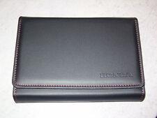 OEM HONDA bordo LIBRO GUSCIO PELLE gloverbox Wallet Leather CIVIC ACCORD JAZZ CR-V