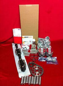 361 Dodge Desoto master engine kit 1958 59 60 61 62 63 64 65 66 w/valves (16)