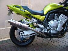 Yamaha FZS1000 Fazer (01-05) Beowulf Silencer Muffler Exhaust c/w link pipe