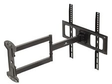 "Soporte de pared para pantalla curveada LCD LED TV 33-55"" 35kg VESA Brazo 415mm"