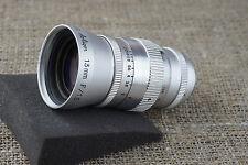 Soligor 13mm 1.5 C-Mount Lens Cine FIT Micro 4/3 Black Magic Design Camera BMPCC
