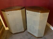 More details for pair of good vintage wharfedale 'airedale' floorstanding speakers