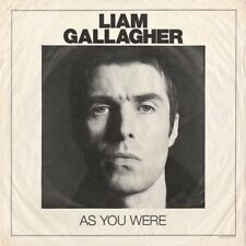 LIAM GALLAGHER - AS YOU WERE CD MUSIC ALBUM 2017 12 Track UK Edition