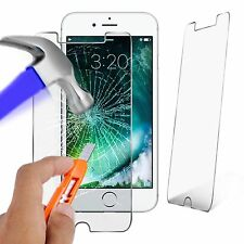 100 Genuine Tempered Glass Screen Protector Film for Apple iPhone 7