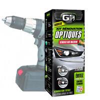 Kit rénovation optiques phares à la visseuse GS27