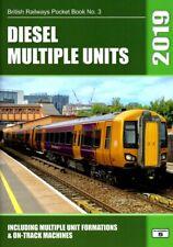 British Railways Pocket Book No3 Diesel Multiple Units 2019 ISBN 9781909431492
