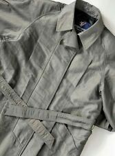 Austin Reed Women's Vintage Rain & Stain Resistant Rain Trench Jacket Overcoat 8