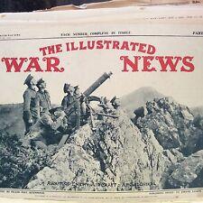 M1b ephemera ww1 1916 picture salonika british anti aircraft crew wait