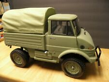 Tamiya Cc-01 Cr01 Mercedes Benz Unimog 406, Toyota Fj R/C truck Crawler, Artr