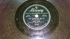 Patti Page THE TENNESSEE WALTZ Mercury 5534 Boogie Woogie Santa Claus