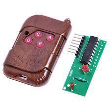 4 Channel 315MHZ RF Radio Wireless Controller Module Remote Control NEW