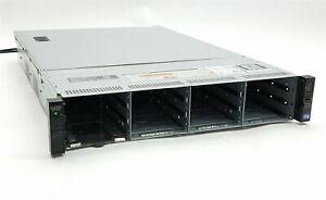 Dell PowerEdge R720XD Server 2*Xeon E5-2640 6C 2.50GHz CPU 16GB RAM H710P Mini