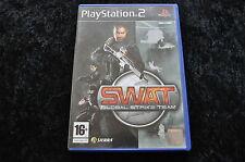 Swat Global Strike Team Playstation 2 Game