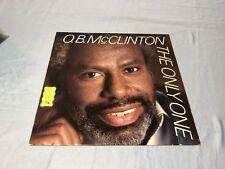 O.B. McClinton Vinyl LP The Only One VG+