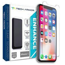 Tech Armor ENHANCE Radiation Blocking Screen Protector for Apple iPhone X