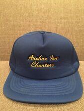 New Vintage Anchor Inn Charters Prince Rupert British Columbia Trucker Hat BC