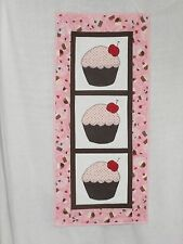 Sweet Cupcakes Wall Hanging