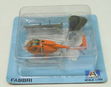 MD 500 Float, Italeri Fabbri, 1:100, Metal, Die Cast, NEW, Finshed model