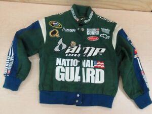 NASCAR Chase Authentic Dale Earnhardt Jr 88 National Guard AMP Energy Jacket Sm