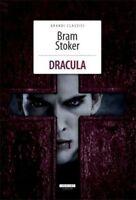 Dracula Bram Stoker Versione Integrale Crescere Edizioni LIBRO Nuovo