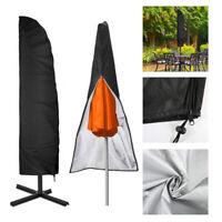 Cover for Beach/Garden Umbrella 210D Nylon Waterproof Umbrella Screen Protector