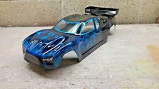 custom painted traxxas rustler body for 2wd
