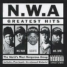 N.W.A. - GREATEST HITS ****NEW SEALED CD*** 21 TRACK BEST OF CD nwa