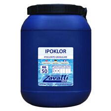 50 Kg Ipoklor - ipoclorito di calcio granulare