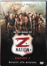 DVD-z Nation - Saison 2 - Schatulle 4 CDs Gebrauchte