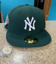 hat club exclusive New York Yankees Pink Brim 7 1/8 Green Eggs & Ham New Era Hat