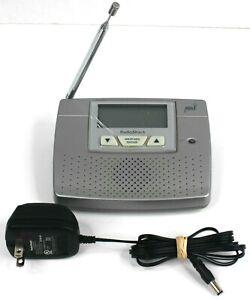 Radio Shack Weather Radio NOAA Alert System Model 12-260 - Tested