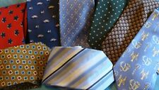 Tie lot, Aquascutum,Hackett,Burberry's,Dunhill,Gieves & Hawkes, 8 ties