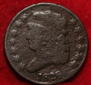 1826 Philadelphia Mint Copper Classic Head Half Cent