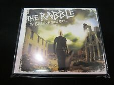 The Rabble - The Battle's Almost Over - Near Mint - Digipack