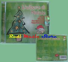 CD L'ALBERO DI NATALE compilation PROMO SIGILLATO 2005 (C22) no mc lp dvd vhs