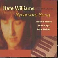 Kate Williams - Sycamore Song [CD]