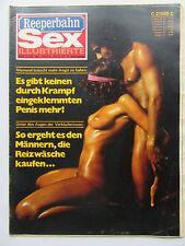 Reeperbahn Sex Illustrierte Nr 10/1974, Andy Warhol - Dracula