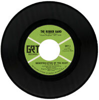 "THE RUBBER BAND  ""DESERTED CITIES OF THE HEART""   NORTHERN SOUL  LISTEN!"