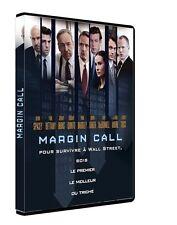 """DVD """"Margin Call""""  NEUF SOUS BLISTER"""