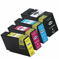 4PK PGI-1200XL Compatible Pigment Ink Cartridges For Canon MAXIFY MB2020 MB2320