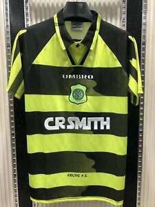 FC Celtic Away Retro Shirt 96-97