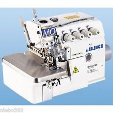 JUKI MO6804S Overlock 3-thread COMPLETE SEWING MACHINE  + SERVO + TABLE
