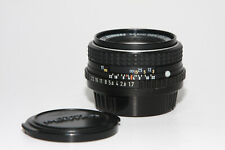 """SMC Pentax-M 1,7/50mm #6268962 """" Pan Cake """""""