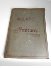 picture postcard book. Antique France switzerland